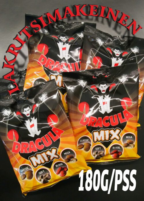 Halloween herkut / Dracula Mix