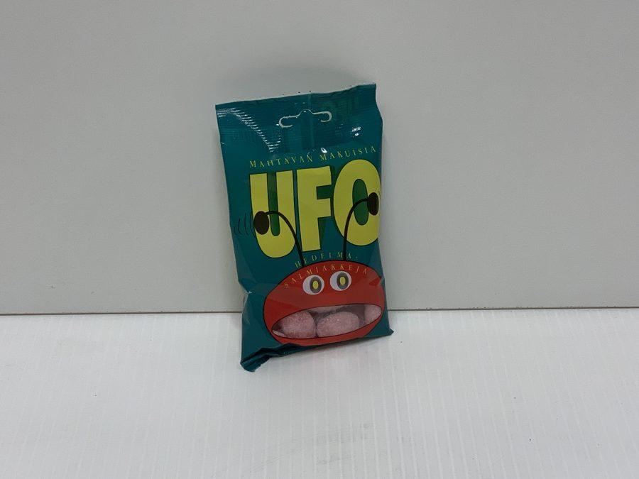 Ufo Hedelmäsalmiakki - kova ufokarkki - Karkkikuja