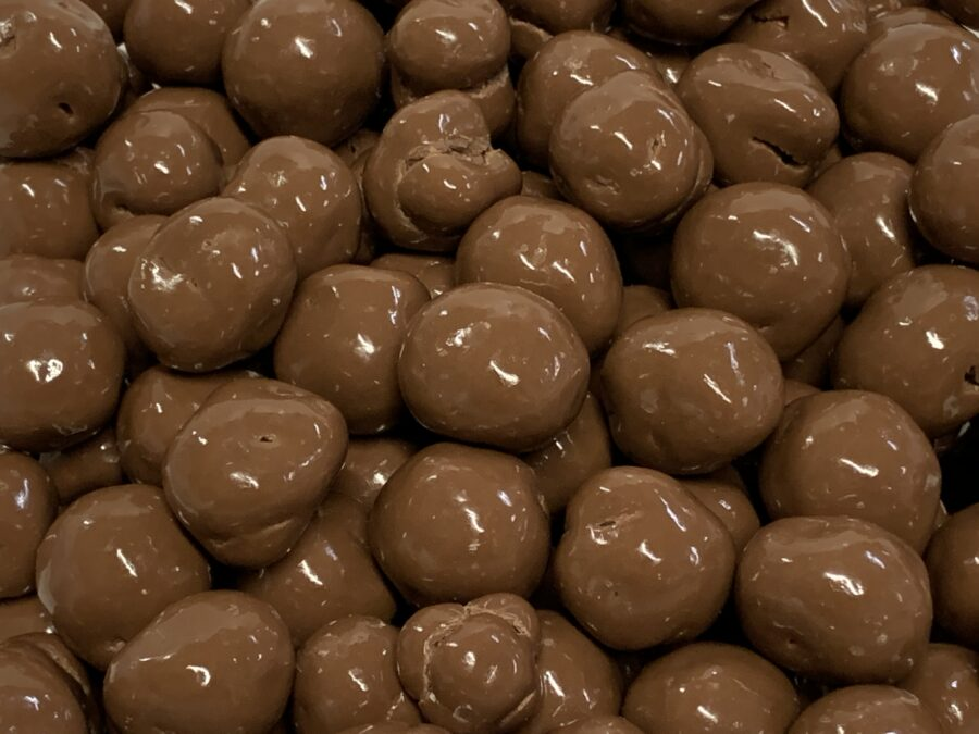 SuklaaPopCorn - Rapea maitosuklaa Popcorn - Karkkikuja